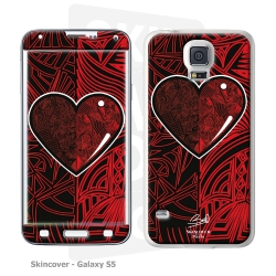 Skincover® Galaxy S5 - Extra-lucide By Baro Sarre