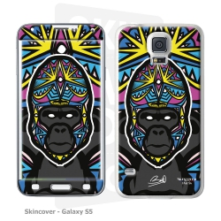 Skincover® Galaxy S5 - Gorille By Baro Sarre