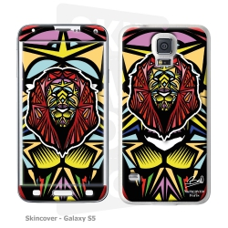 Skincover® Galaxy S5 - Lion By Baro Sarre