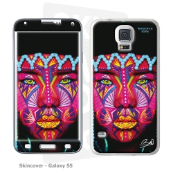 Skincover® Galaxy S5 - Sukh By Baro Sarre