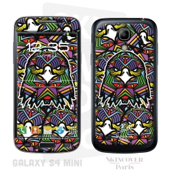 Skincover® Galaxy S4 Mini - Aigle By Baro Sarre