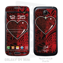 Skincover® Galaxy S4 Mini - Extra-lucide By Baro Sarre