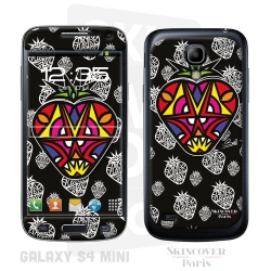 Skincover® Galaxy S4 Mini - Fraise By Baro Sarre