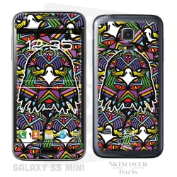 Skincover® Galaxy S5 Mini - Aigle By Baro Sarre