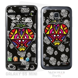 Skincover® Galaxy S5 Mini - Fraise By Baro Sarre