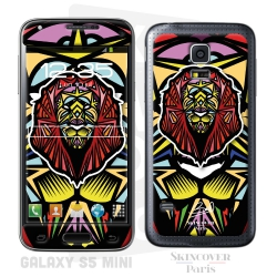 Skincover® Galaxy S5 Mini - Lion By Baro Sarre