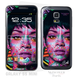 Skincover® Galaxy S5 Mini - Riri By Baro Sarre