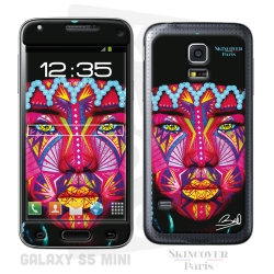 Skincover® Galaxy S5 Mini - Sukh By Baro Sarre
