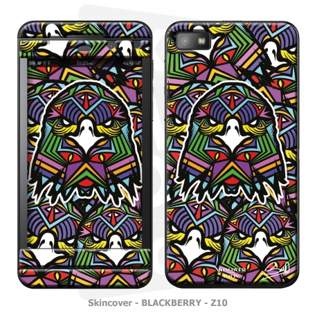 Skincover® Blackberry Z10 - Aigle By Baro Sarre