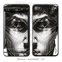 Skincover® Blackberry Z10 - Angelo By Baro Sarre