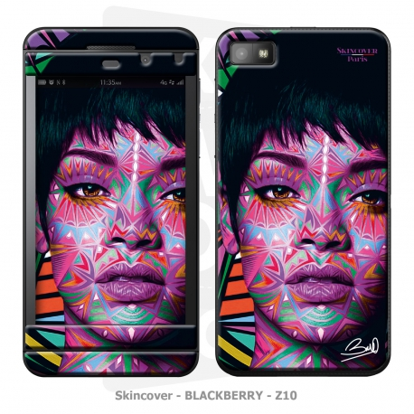 Skincover® Blackberry Z10 - Riri By Baro Sarre