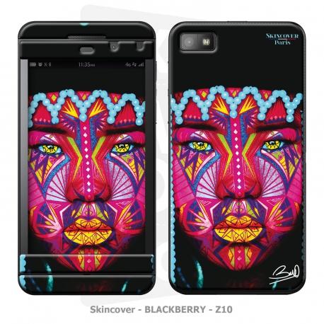 Skincover® Blackberry Z10 - Sukh By Baro Sarre