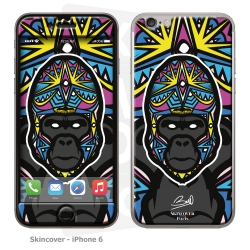 Skincover® iPhone 6/6S - Gorille By Baro Sarre