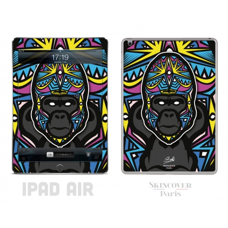 Skincover® iPad Air - Gorille By Baro Sarre