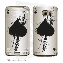 Skincover® Galaxy S6 - Ace Of Spade