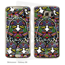 Skincover® Galaxy S6 - Aigle By Baro Sarre