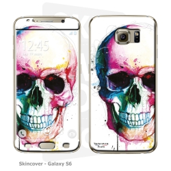 Skincover® Galaxy S6 - Angel Skull By P.Murciano