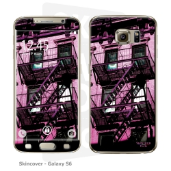 Skincover® Galaxy S6 - Appart Pink By Paslier
