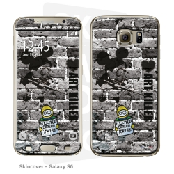 Skincover® Galaxy S6 - Art Killer