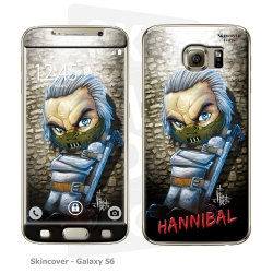 Skincover® Galaxy S6 - Baby Hannibal By Vinz El Tabanas