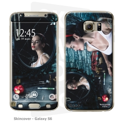 Skincover® Galaxy S6 - Blanche By Slave