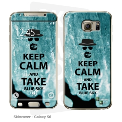 Skincover® Galaxy S6 - Blue Sky