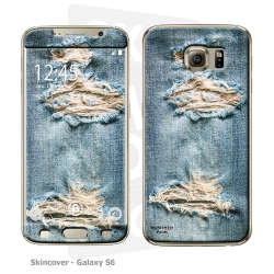 Skincover® Galaxy S6 - Bluejeans