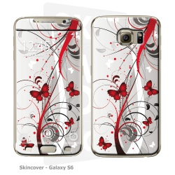 Skincover® Galaxy S6 - Butterfly
