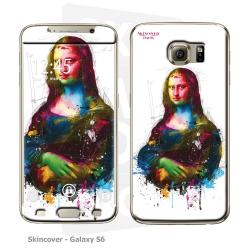 Skincover® Galaxy S6 - Da Vinci Pop By P.Murciano