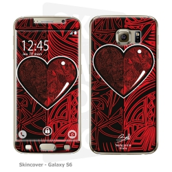 Skincover® Galaxy S6 - Extra-Lucide By Baro Sarre