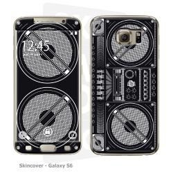 Skincover® Galaxy S6 - Ghetto Blaster