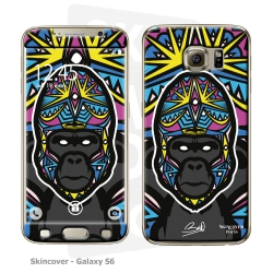 Skincover® Galaxy S6 - Gorille By Baro Sarre