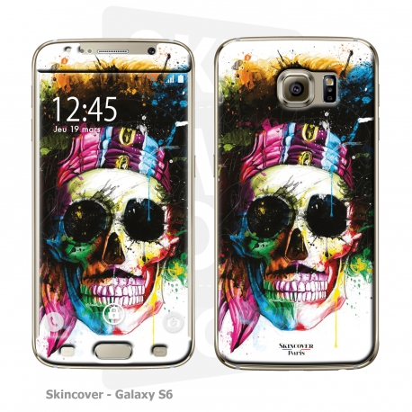 Skincover® Galaxy S6 - Hendrix By P.Murciano