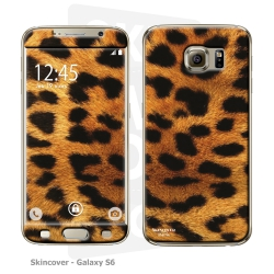 Skincover® Galaxy S6 - Leopard