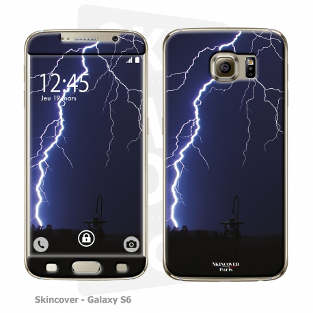Skincover® Galaxy S6 - Lightning