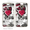 Skincover® Galaxy S6 - Love - Rock
