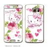 Skincover® Galaxy S6 - Love You By Hello Kitty
