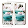 Skincover® Galaxy S6 - Macaron Flowers