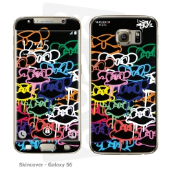 Skincover® Galaxy S6 - Mad Invasion By Intox