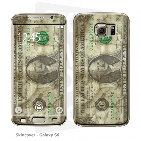 Skincover® Galaxy S6 - One Dolls