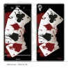 Skincover® Xperia Z3 - 4 Aces