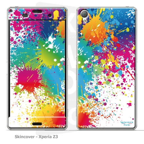 Skincover® Xperia Z3 - Abstrart