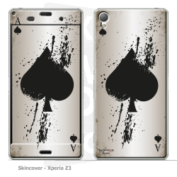 Skincover® Xperia Z3 - Ace Of Spade