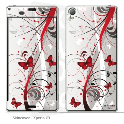 Skincover® Xperia Z3 - Butterfly