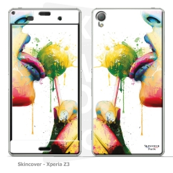 Skincover® Xperia Z3 - Chupa By P.Murciano
