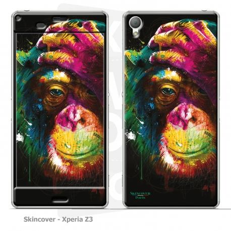 Skincover® Xperia Z3 - Darwin By P.Murciano