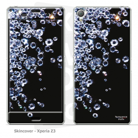 Skincover® Xperia Z3 - Diamonds