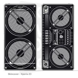 Skincover® Xperia Z3 - Ghetto Blaster