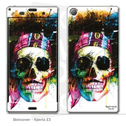 Skincover® Xperia Z3 - Hendrix By P.Murciano