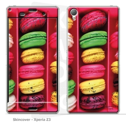Skincover® Xperia Z3 - Macarons